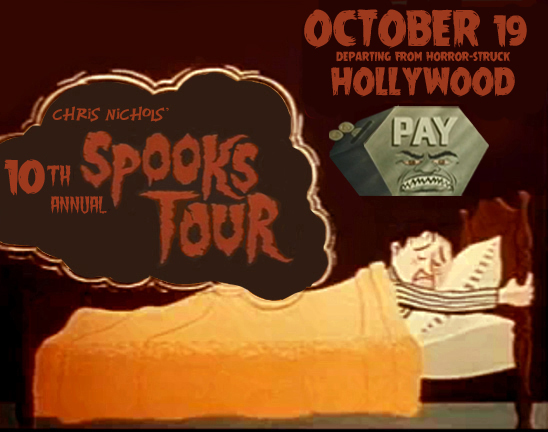 Spooktour October 30, 2010